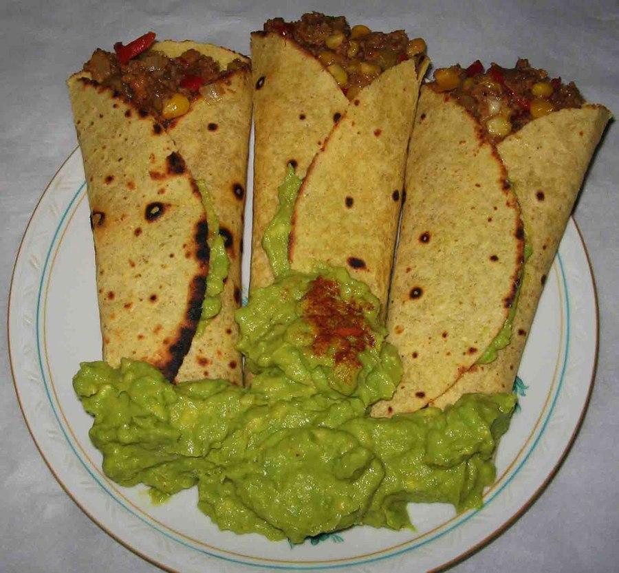 Takos za početak vikenda / Tacos – rejoicing start of theweekend