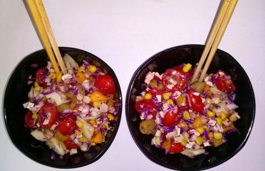 Dobro jutro salata / Good morningsalad
