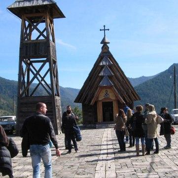 Saint Sava Church - Drvengrad