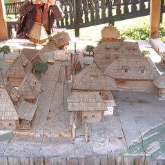 Model of Drvengrad