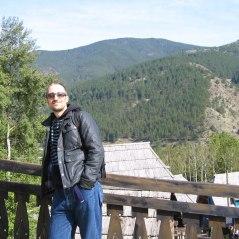 Mladen in Drvengrad