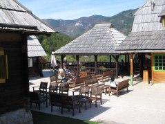 Restaurant in Drvengrad