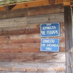 Ernesto Che Guevara Street