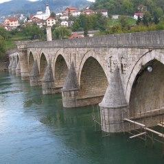 The brigde on the Drina